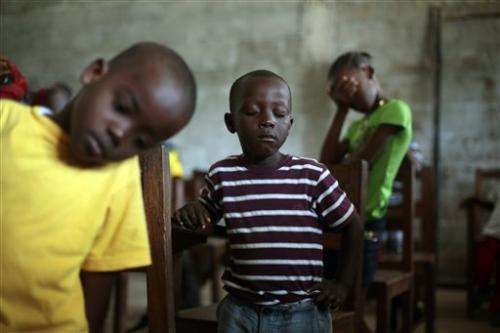 Photographer covering Ebola: The world must see