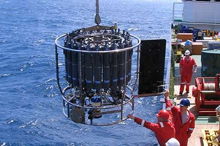 Scientists to explore how ocean nutrients arrive at the surface of the mid-Atlantic ocean
