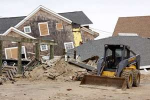 Researchers study long-term effects of Hurrican Sandy on the health and well-being of New Jersey residents