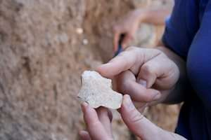 Scientists discover oldest stone tool ever found in Turkey
