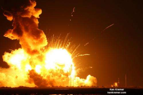 Antares rocket failure pushes tiny satellite company to hitch ride with SpaceX