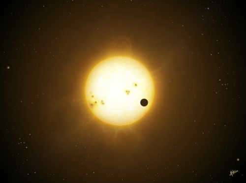 Astronomers find 'cousin' planets around twin stars