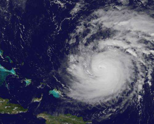 NASA's HS3 mission continues with flights over Hurricane Gonzalo
