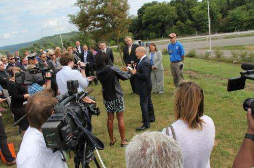 Virginia Tech unmanned aircraft test site 'fully operational,' FAA says