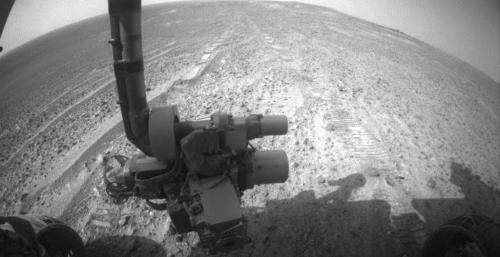 Opportunity rover struggles with flash memory problems