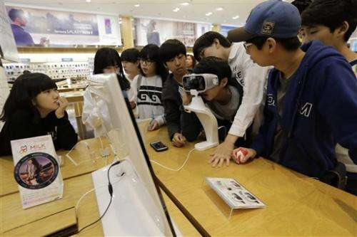 Samsung expects lowest profit in over three years