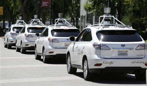 Self-driving cars now need a permit in California