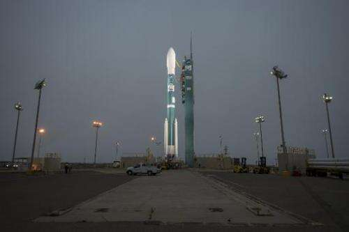 NASA to launch satellite to track carbon pollution