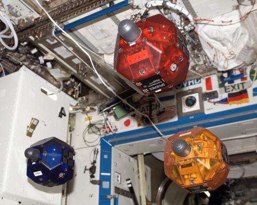 Researchers achieve breakthrough in robotics for space exploration