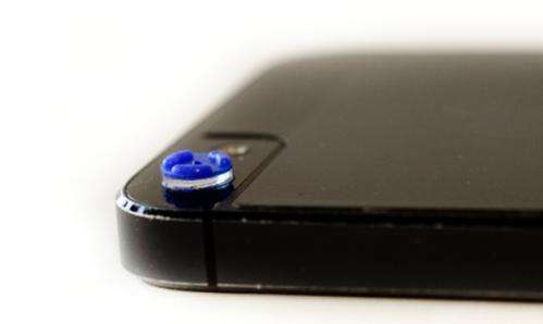 Researcher's lens turns any smartphone into a portable microscope