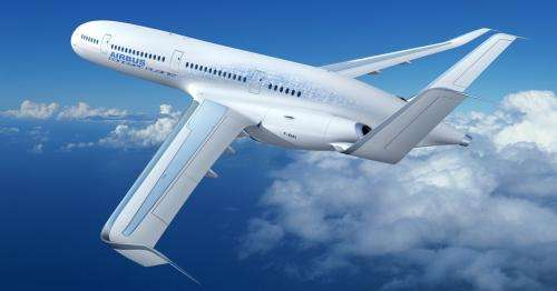 What commercial aircraft will look like in 2050