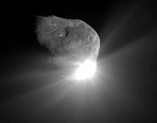 A Timeline of Deep-Space Comet Encounters