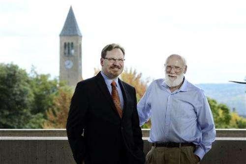 Cornell professor unlocks mysteries of paintings