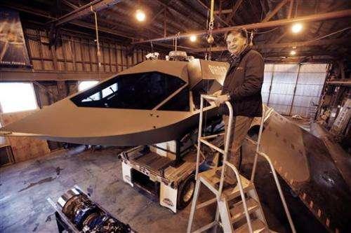 Entrepreneur builds a sleek ship, but will anyone buy it?