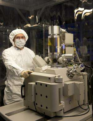 Scientists develop 3D SEM metrology for 10nm structures