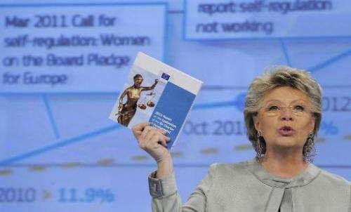 Internet giants to face tougher EU data law