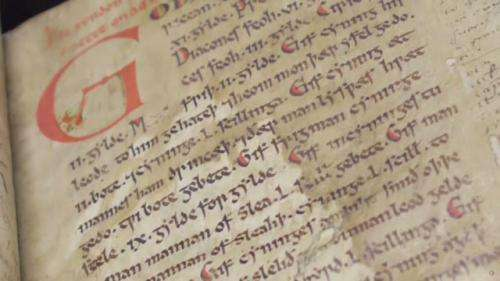 A book 100 years older than the Magna Carta goes digital