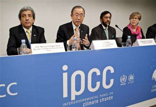After five reports: Future of UN climate body debated