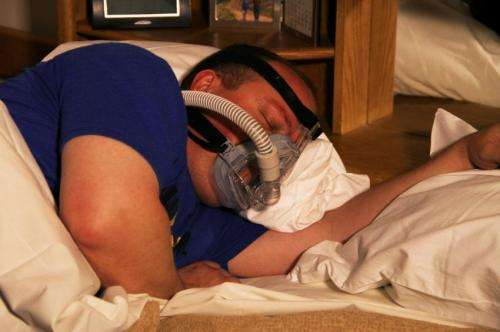 After watching disturbing video, CPAP usage soars