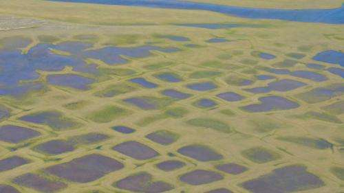 Alaska shows no signs of rising Arctic methane