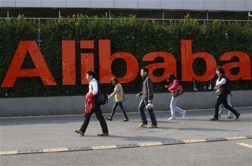 Alibaba's growth slips to slowest pace in 6 years