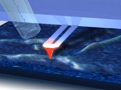 Anasys licenses ORNL nanoscale mass spectrometry imaging technology