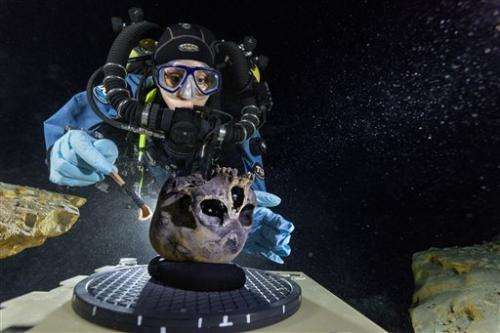Ancient skeleton shedding light on first Americans