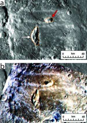 Ancient volcanic explosions shed light on Mercury's origins