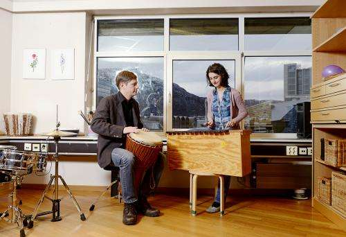 A need for more music therapists in psychiatric health care