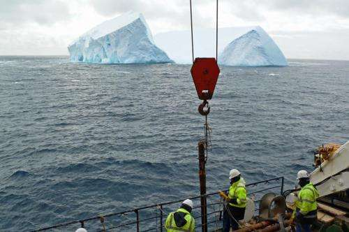 Antarctic ice-sheet less stable than previously assumed