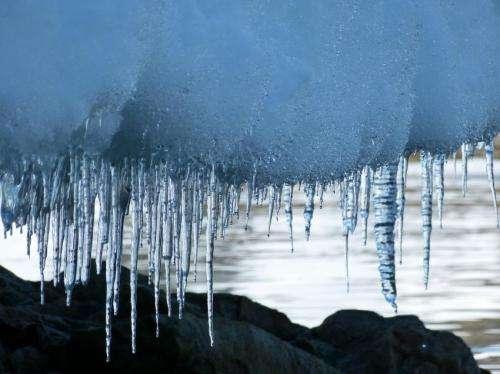Antarctic sea-level rising faster than global rate