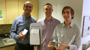 App to promote better hand sanitation could save lives