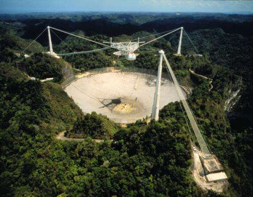 Provoz obřího teleskopu Arecibo bude ukončen