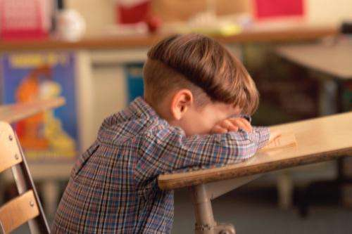 Are elementary school start times too early for young children?