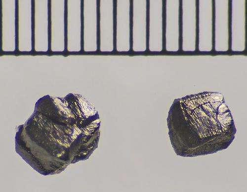 Asteroid impacts on Earth make structurally bizarre diamonds