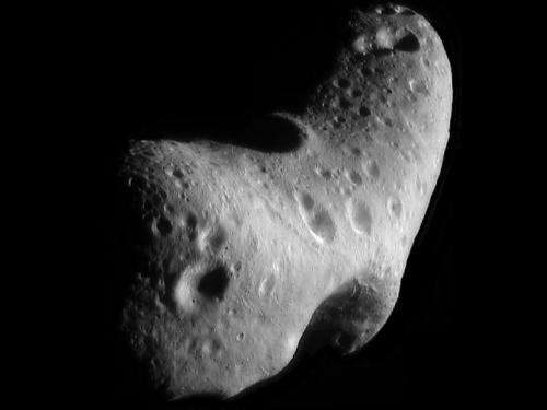 Asteroids: Breaking up is hard to do
