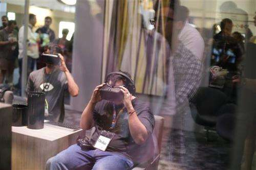 At E3, not everyone diving headfirst into VR