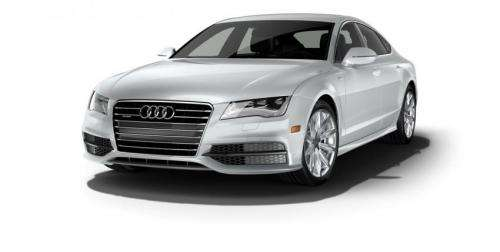 Audi tests its A7 driverless vehicle on Florida highway