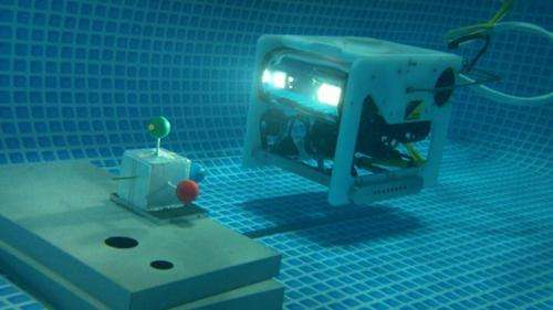 Autonomous underwater robot with intelligent 3D cameras for high precision search and tracking in deep seas