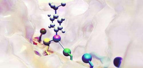 Baby steps towards molecular robots