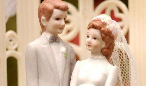 Bad marriage, broken heart?