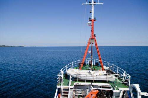 Baltic Sea: Climate change counteracts decline in eutrophication