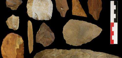 Before they left Africa, early modern humans were 'culturally diverse'