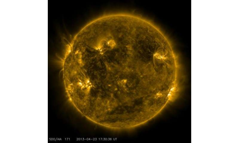 Best evidence yet for coronal heating theory detected by NASA sounding rocket
