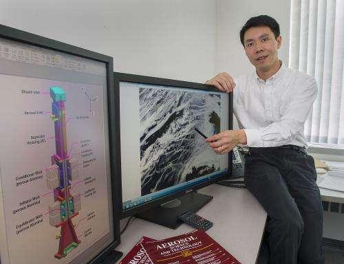 BNL's Jian Wang Will Help Understand Rainforest Atmosphere Dynamics