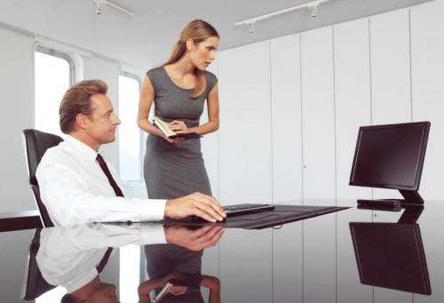 Bosses use private social media more than staff