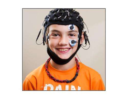 Brain signals link physical fitness to better language skills in kids
