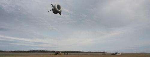 Buoyant Airborne Turbine to harness winds in Alaska