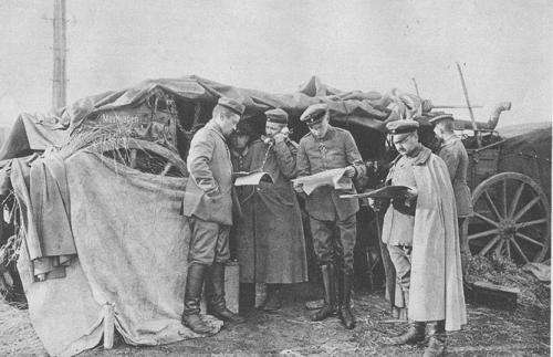 Cable snips and fake Mexican burglaries: how the WWI information battle was won
