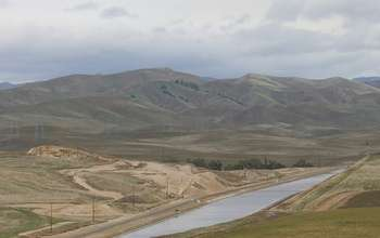 California Central Valley groundwater depletion slowly raises Sierra Nevada mountains